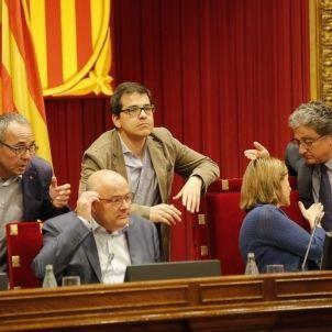 Mesa Parlament - Sergi Alcàzar