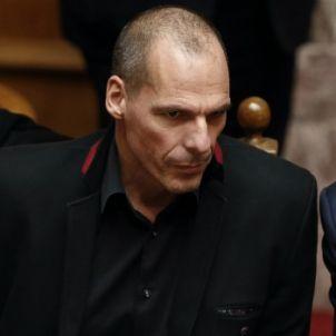 Varufakis y Tsipras