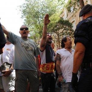 unionistes manifestació Guàrdia Civil Sergi Alcàzar
