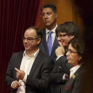 Turull Puigdemont Albiol - Sergi Alcàzar