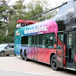 Autobus turístic de Barcelona / ACN