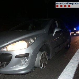 cotxe detingut b23 mossos