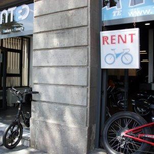bicicletes lloguer ACN