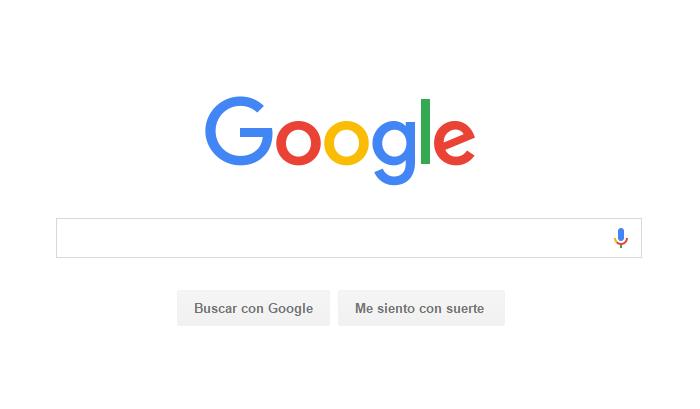 Motor de busqueda Google / Wikipedia