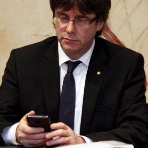 puigdemont mobil - ACN