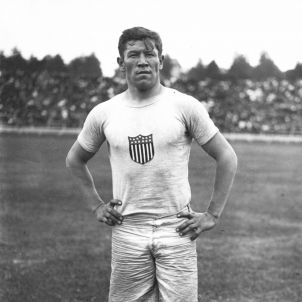 Jim Thorpe, 1912 Summer Olympics HOME