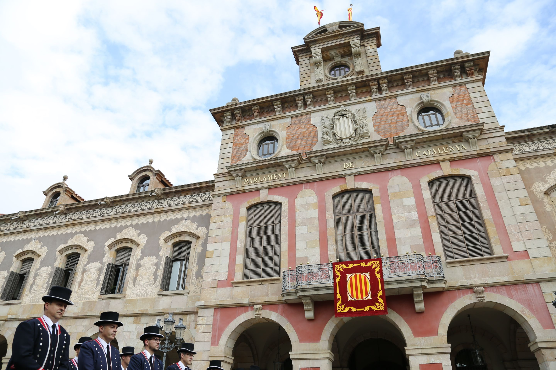 Exterior façana Parlament - Sergi Alcàzar