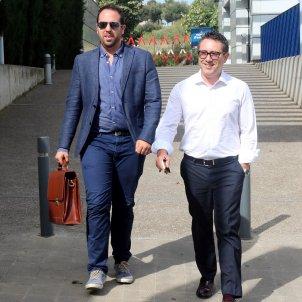advocats regidor Figueres / ACN