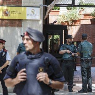 Guardia Civil Mossos - Sergi Alcàzar