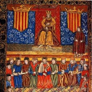 Esclata la primera crisi política entre Catalunya i la monarquia hispànica. Corts de 1495. Font Arxiu d'El Nacional