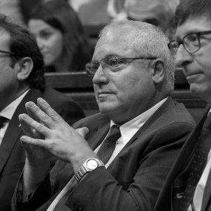 Josep Rull Lluis Puig Carles Mundo - Efe