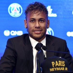 Neymar presentacio PSG   EFE