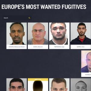 Fugitius - EUROPOL -
