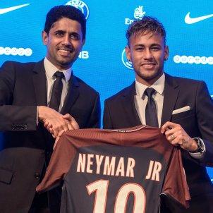 Neymar presentacio psg   EFE (2)