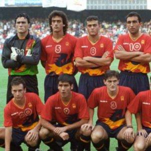 Selecció espanyola olimpica Barcelona 92   EFE