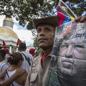 Venezuela Crisis constituyente EFE