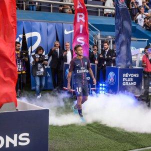 Neymar presentacio PSG estadi   EFE