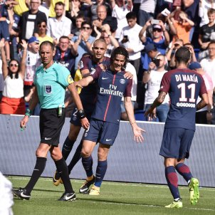 Cavani gol Psg Amiens   EFE