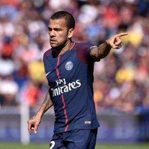 Dani Alves PSG Amiens SC EFE
