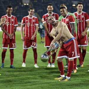 Bayern Supercopa Alemanya EFE