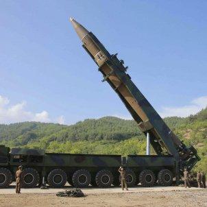 missil corea nord efe