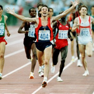 Fermin Cacho Jocs Olimpics Barcelona 92   EFE