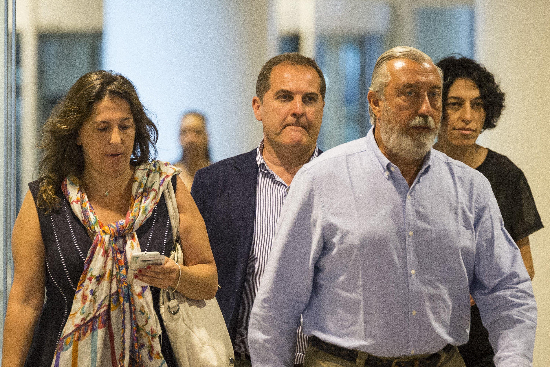 president AENA Jose Manuel Vargas Julio Gomez Pomar secretari estat - Sergi Alcàzar