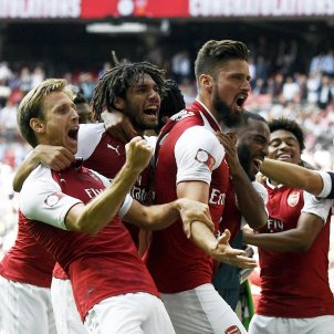 Arsenal Chelsea Community Shield Supercopa Anglaterra   EFE