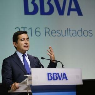 Carlos Torres BBVA efe