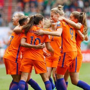 Holanda dinamarca final Eurocopa femenina   EFE