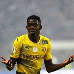 Ousmane Dembele Borussia Dortmund   EFE