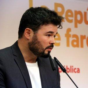 Gabriel Rufián / ACN