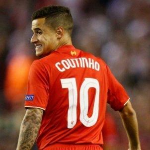 Philippe Coutinho 10 Liverpool   EFE