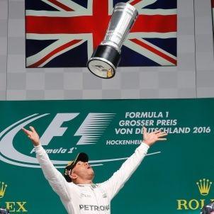 Lewis Hamilton GP Alemanya Efe