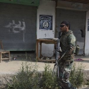 Daesh ISIS Estat Islamic Terrorisme - Efe