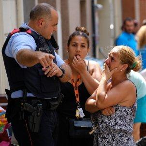 Dessallotjament Sants mossos - Sergi Alcàzar