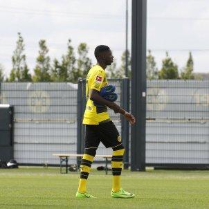 Dembele Borussia Dortmund entrenament   EFE