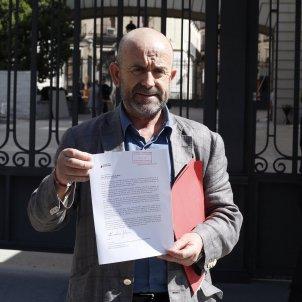 Bonifacio Sánchez Asociación Memoria Historica EFE