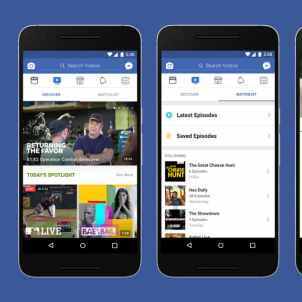 Facebook Watch - Daniel Danker
