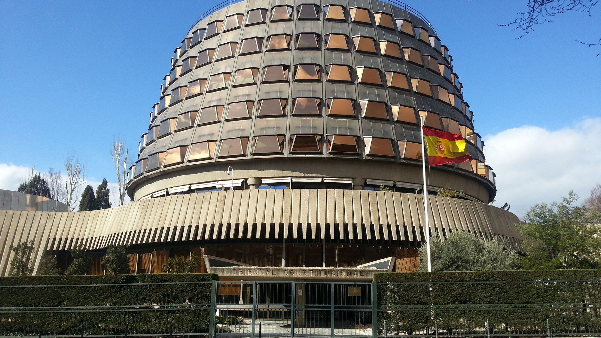 Tribunal Constitucional - Efe