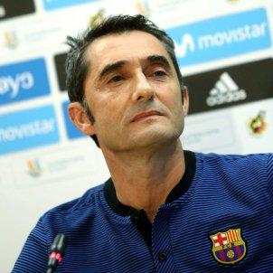 Ernesto Valverde roda premsa   EFE
