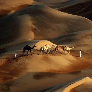 Desert EAU