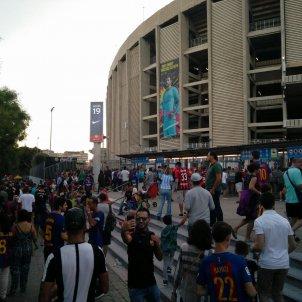 Voltants Camp Nou Aleix Torres