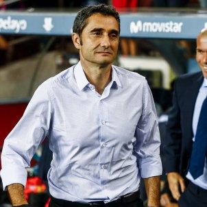 Ernesto Valverde Barça Madrid Efe