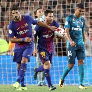 Barça Madrid Supercopa EFE
