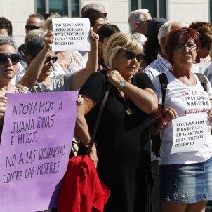 Manifestació Juana Rivas - Efe