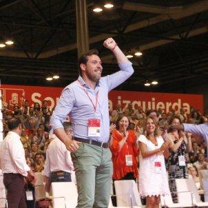 Oscar Puente PSOE - ACN