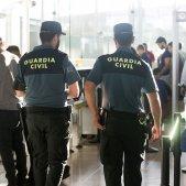 guardia civil aeroport efe