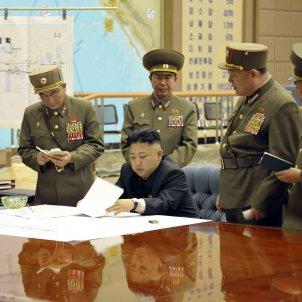 corea nord kim jong un efe