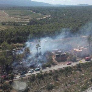 Bombers incendi  ACN